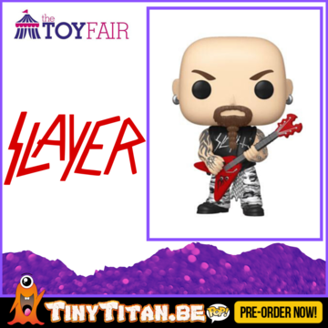 Funko POP! Kerry King - Slayer Pre-Order