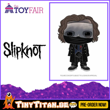 Funko POP! Corey Taylor - Slipknot Pre-Order