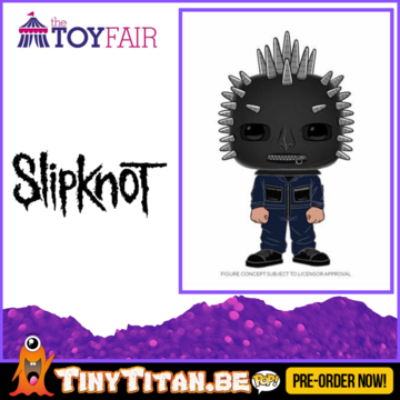 Funko POP! Craig Jones - Slipknot Pre-Order