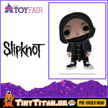 Funko POP! Sid Wilson - Slipknot Pre-Order