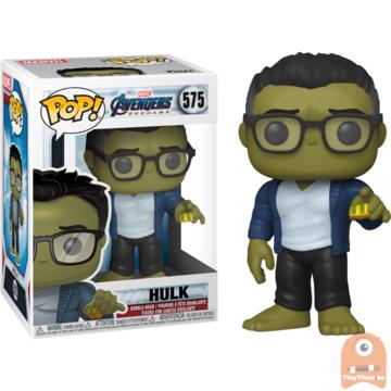 POP! Marvel Hulk w/ Taco #575 Avengers Endgame