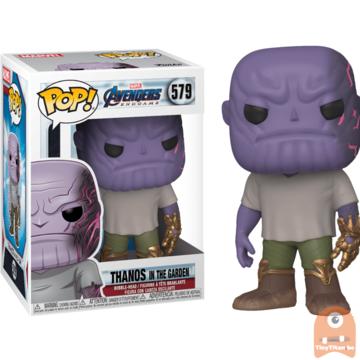 POP! Marvel Thanos in the Garden #578 Avengers Endgame