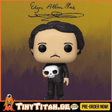 Funko POP! Edgar Allan Poe Pre-Order