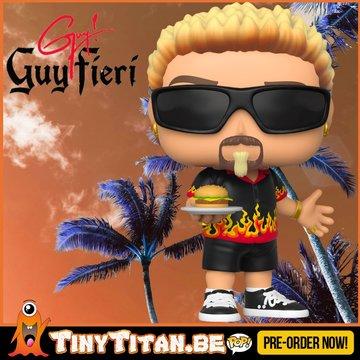 Funko POP! Guy Fieri Pre-Order