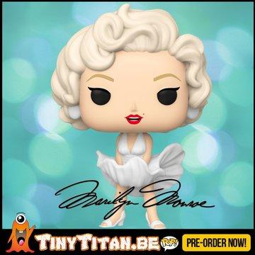 Funko POP! Marilyn Monroe Pre-Order