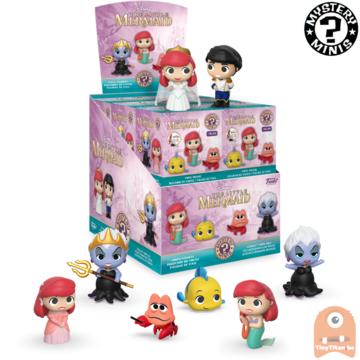 Mystery Mini Blind Box The Little Mermaid x