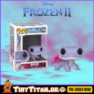 Funko POP! Bruni - Frozen II Pre-Order Disney