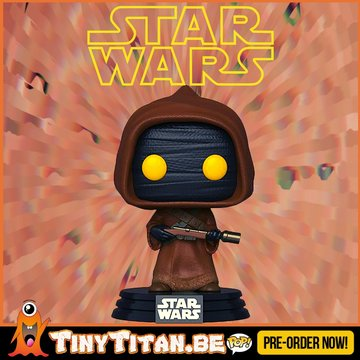 Funko POP! Classic Jawa - Star Wars Pre-Order