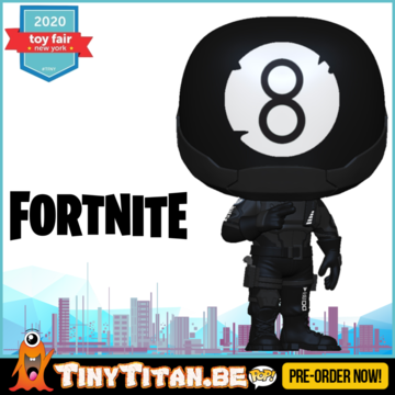 Funko POP! 8-Ball - Fortnite Pre-Order