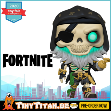 Funko POP! Blackheart - Fortnite Pre-Order