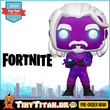 Funko POP! Galaxy - Fortnite Pre-Order