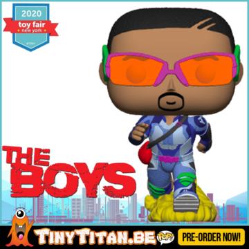 Funko POP! A-Train - The Boys Pre-Order