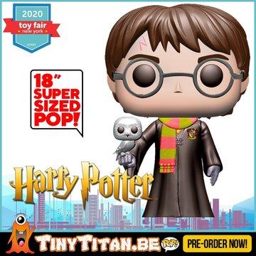 Funko POP! Harry Potter 18 INCH Pre-Order