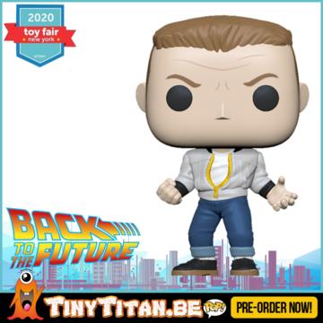 Funko POP! Biff Tannen - Back to the Futur Pre-Order