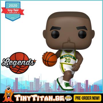 Funko POP! Gary Payton - NBA Legends Pre-Order