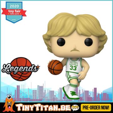 Funko POP! Larry Bird - NBA Legends Pre-Order
