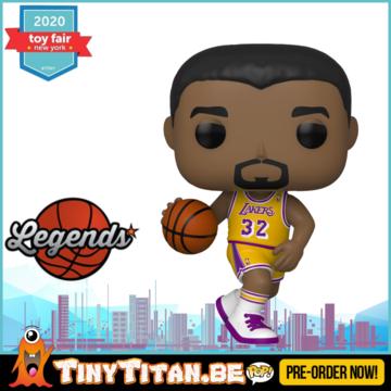 Funko POP! Magic Johnson - NBA Legends Pre-Order