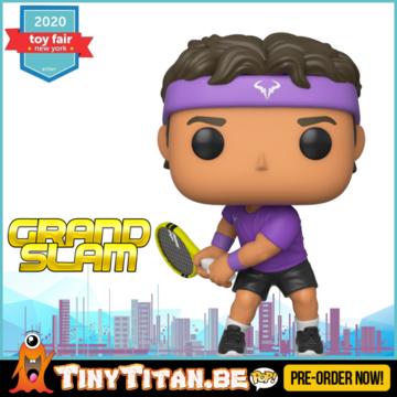 Funko POP! Rafael Nadal - Tennis Legends Pre-Order
