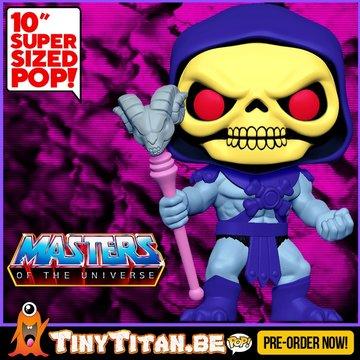 Funko POP! Skeletor 10 INCH - Masters of the Universe Pre-Order
