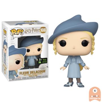 POP! Harry Potter Fleur Delacour Beauxbaton Blue Outfit #108 ECCC 2020