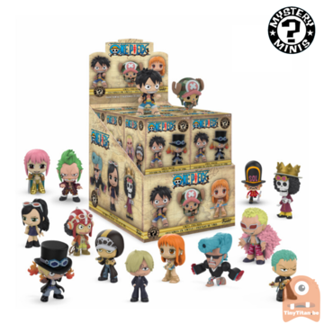 Mystery Mini Blind Box One Piece