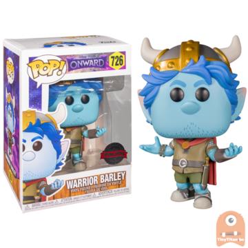 POP! Disney Warrior Barley #726 Onward Exclusive