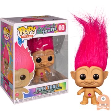 POP! Animation Pink Troll #03 Good Luck Trolls