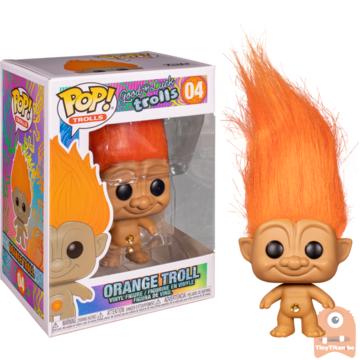 POP! Animation Orange Troll #04 Good Luck Trolls