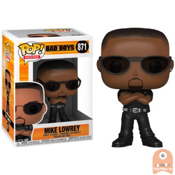 POP! Movies Mike Lowrey #871 Bad Boys