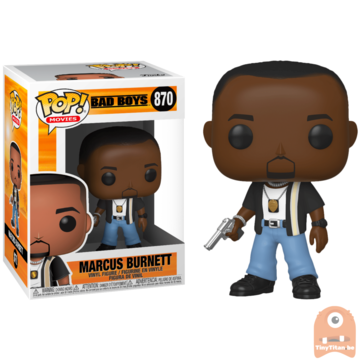 POP! Movies Marcus Burnett #870 Bad Boys