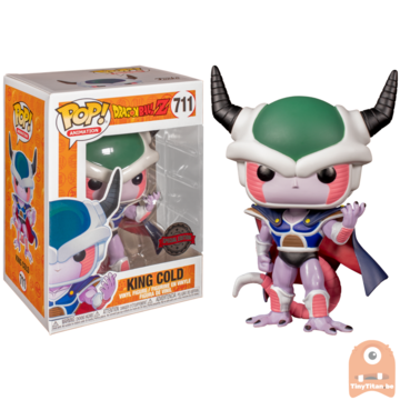 POP! Animation King Cold #711 Dragonball Z - Exclusive