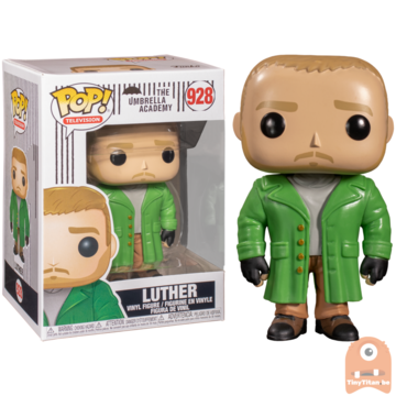 POP! Television Luther Hargreeves #928 The Umbrella Academy
