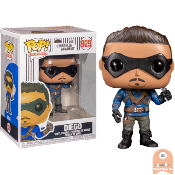 POP! Television Diego Hargreeves #929 The Umbrella Academy