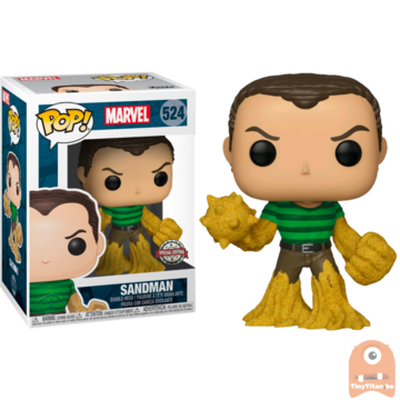 POP! Marvel Sandman #524 Exclusive