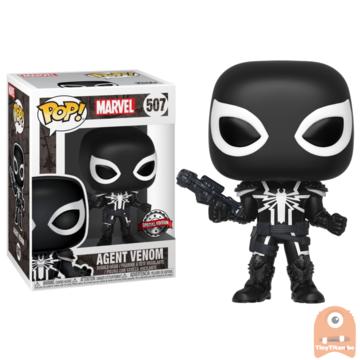 POP! Marvel Agent Venom #507 Exclusive