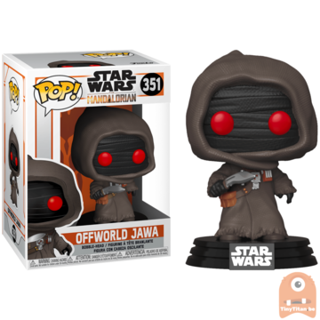 POP! Star Wars Offworld Jawa #351 The mandalorian