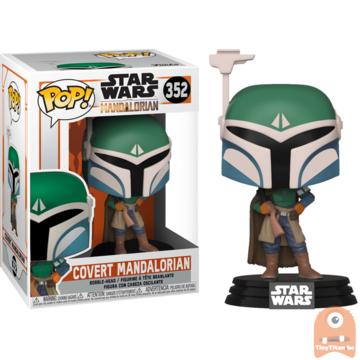 POP! Star Wars Covert Mandalorian #352 The mandalorian