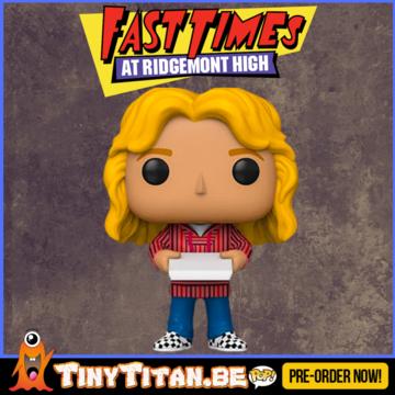 Funko POP! Jeff Spicoli w/ Pizza Box - Fast Times at Ridgemont High Pre-Order