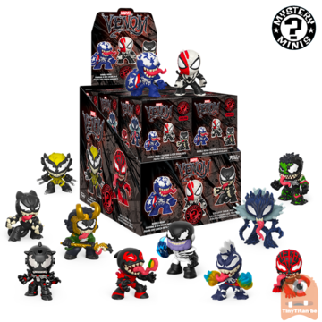 Mystery Mini Blind Box Venom