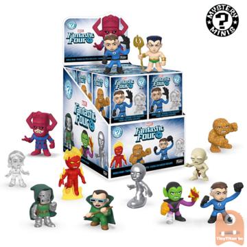 Mystery Mini Blind Box fantastic Four