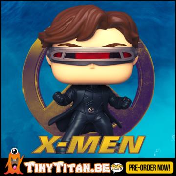 Funko POP! Cyclops - X-Men 2000 - 20TH Anniversary Pre-Order