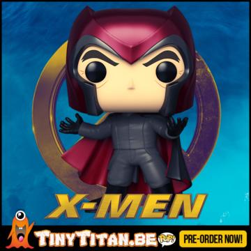 Funko POP! Magneto - X-Men 2000 - 20TH Anniversary Pre-Order