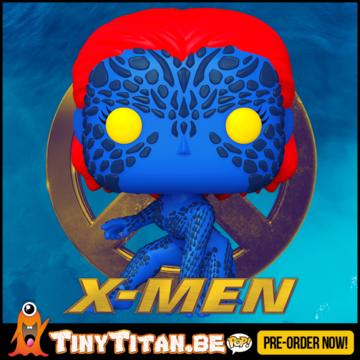 Funko POP! Mystique - X-Men 2000 - 20TH Anniversary Pre-Order