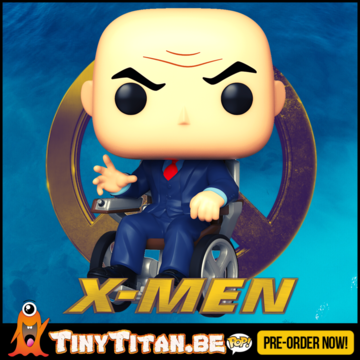 Funko POP! Professor X - X-Men 2000 - 20TH Anniversary Pre-Order