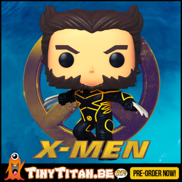 Funko POP! Wolverine in jacket - X-Men 2000 - 20TH Anniversary Pre-Order
