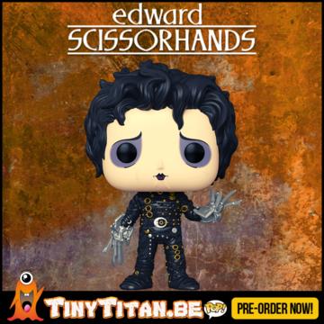 Funko POP! Edward - Edward Scissorhands Pre-Order