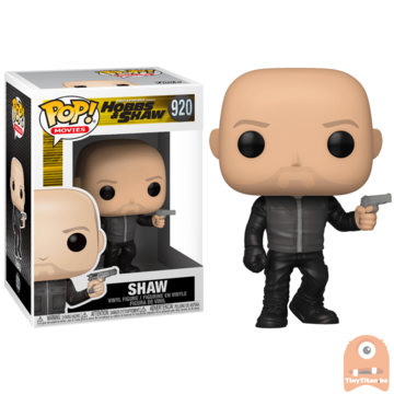 POP! Movies Shaw #920 The fast & Furious - Hobbs & Shaw