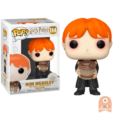 POP! Harry Potter Ron Puking Slugs #114