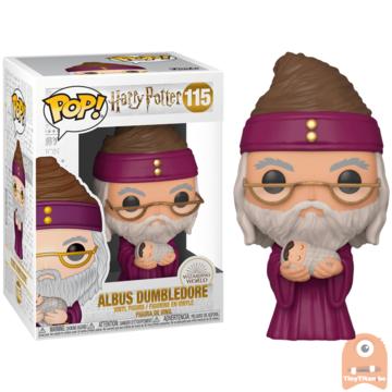 POP! Harry Potter Albus W/ baby #115