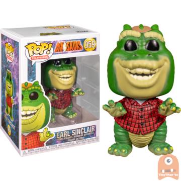 POP! TV Earl Sinclair #959 Dinosaurs